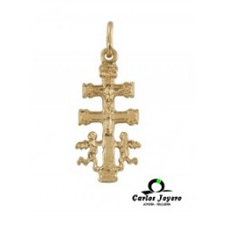 Cruz  Caravaca Oro
