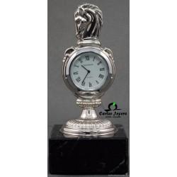 Reloj pisapapeles plata Pedro Duran
