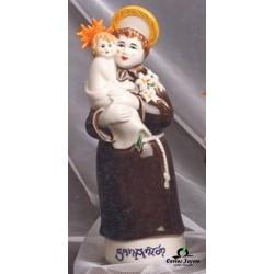Figura de porcelana Galos San Anton