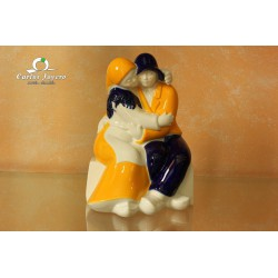 Figura Galos Namorados