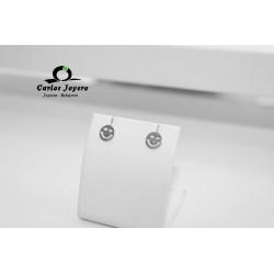 Pendientes Plata