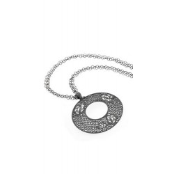 Colgante Lotus Silver